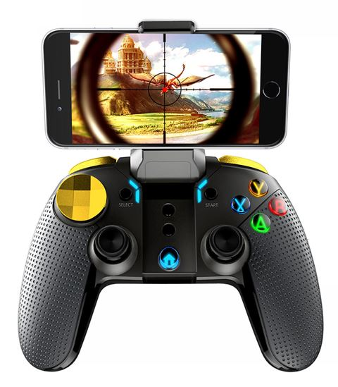 Tay cầm chơi game Gamepad Ipega 9118 Golden Warrior