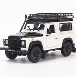 Mô hình Xe Land Rover Defender Off-Road Edition 1:24 Welly