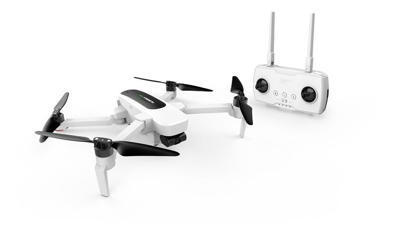 Video Flycam Hubsan ZINO
